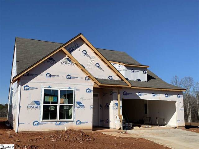 317 Golden Gala Way Lot 63, Greer, SC 29651 (#1406154) :: Coldwell Banker Caine