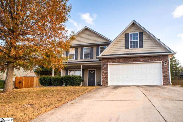 109 Haven Reach Way, Taylors, SC 29687 (#1406226) :: Hamilton & Co. of Keller Williams Greenville Upstate