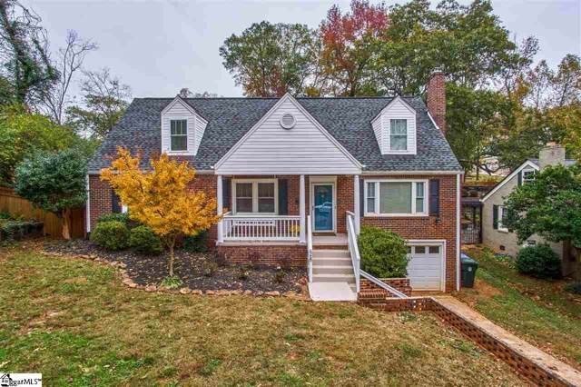28 W Mountainview Avenue, Greenville, SC 29609 (#1406368) :: J. Michael Manley Team