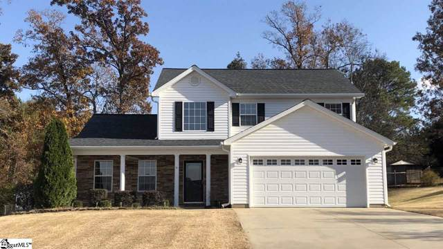 224 Barberry Lane, Greer, SC 29651 (#1406384) :: Connie Rice and Partners