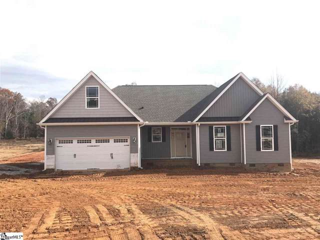 527 Turning Leaf Lane Lot 57, Greer, SC 29651 (#1406595) :: J. Michael Manley Team