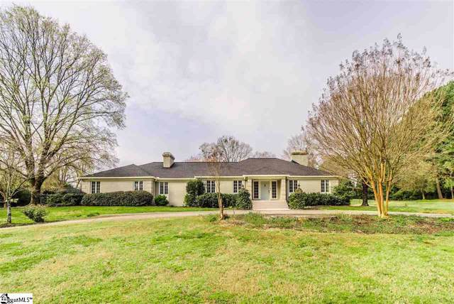 4 Parkins Lake Road, Greenville, SC 29607 (#1406800) :: The Toates Team