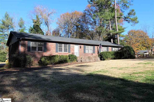 109 Lockwood Street, Spartanburg, SC 29307 (#1406860) :: Hamilton & Co. of Keller Williams Greenville Upstate