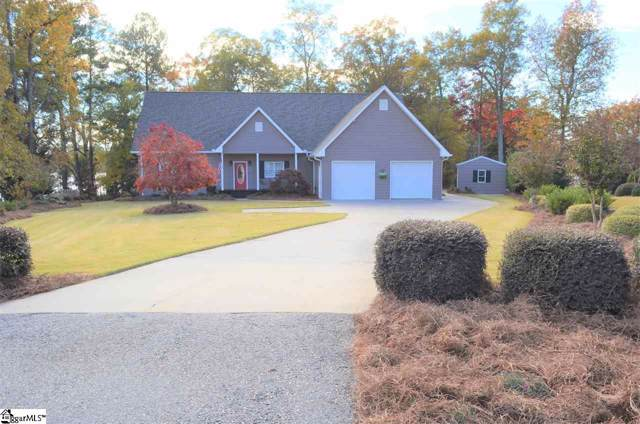 214 Sandy Shores Circle, Townville, SC 29689 (#1407098) :: The Robby Brady Team