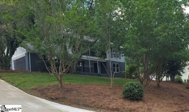 816 Plantation Drive, Simpsonville, SC 29681 (#1407162) :: Hamilton & Co. of Keller Williams Greenville Upstate