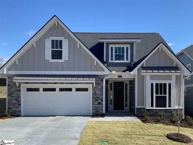 12 Cromarty Lane #5, Mauldin, SC 29681 (#1407295) :: Hamilton & Co. of Keller Williams Greenville Upstate