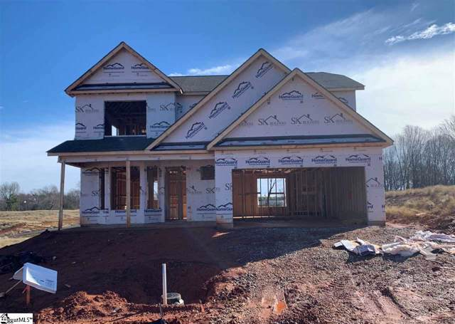 8 Forest Ridge Way Lot 82, Greenville, SC 29617 (#1407348) :: J. Michael Manley Team