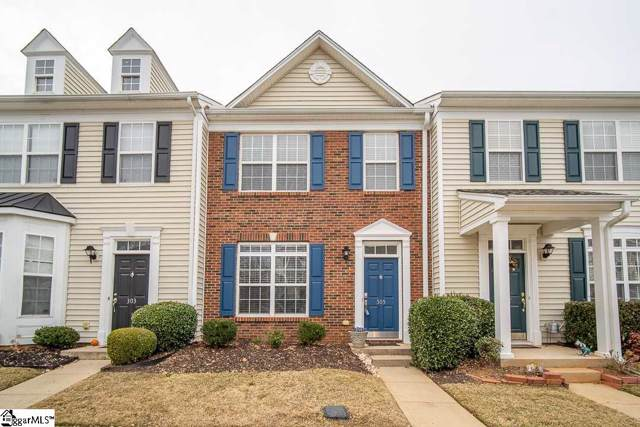 305 Cumulus Court, Greer, SC 29651 (#1407443) :: Coldwell Banker Caine
