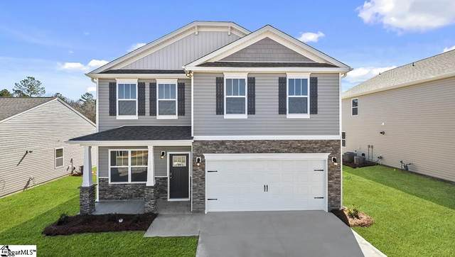 204 Hartridge Drive, Simpsonville, SC 29680 (#1407520) :: The Toates Team