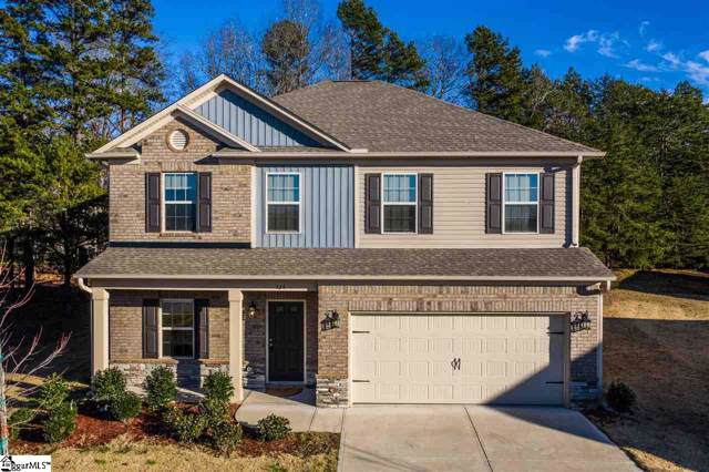 524 Marathon Court, Boiling Springs, SC 29316 (#1407638) :: Hamilton & Co. of Keller Williams Greenville Upstate