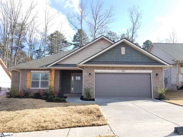118 Starlight Drive Lot 202, Greenville, SC 29611 (#1407872) :: Connie Rice and Partners