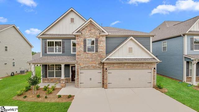 214 Granito Drive, Greer, SC 29650 (#1407882) :: The Toates Team