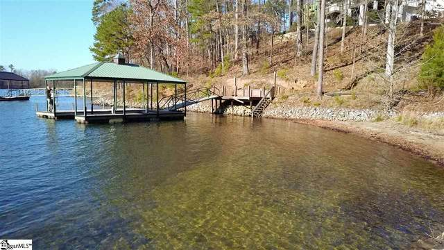 115 Cedar Bluff Court, Six Mile, SC 29682 (#1408438) :: Connie Rice and Partners