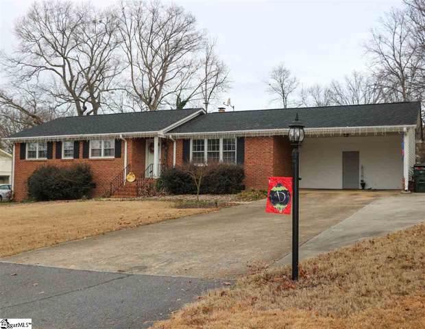 10 E Heathwood Drive, Taylors, SC 29687 (#1408443) :: Hamilton & Co. of Keller Williams Greenville Upstate