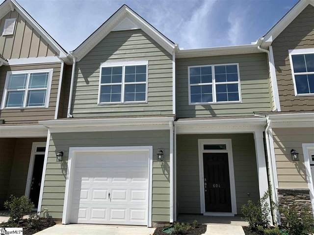 604 Daisy Hill Lane Lot 72, Simpsonville, SC 29681 (#1408653) :: RE/MAX RESULTS