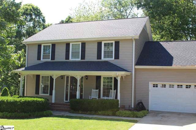 603 Foxhound Court, Simpsonville, SC 29680 (#1408859) :: The Toates Team