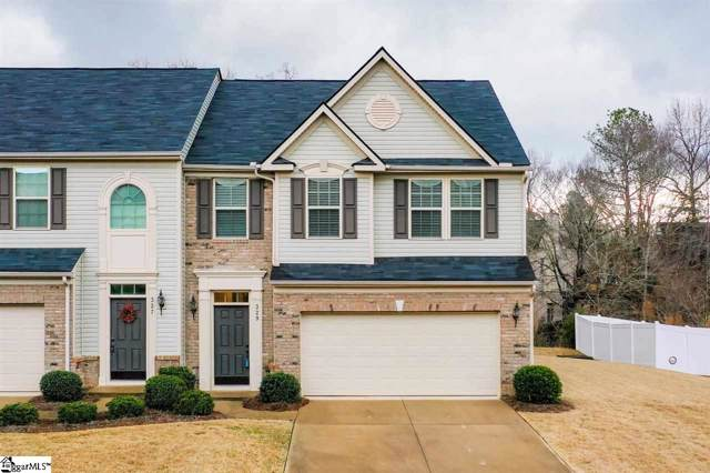 329 Bellerive Drive, Duncan, SC 29334 (#1408864) :: Hamilton & Co. of Keller Williams Greenville Upstate