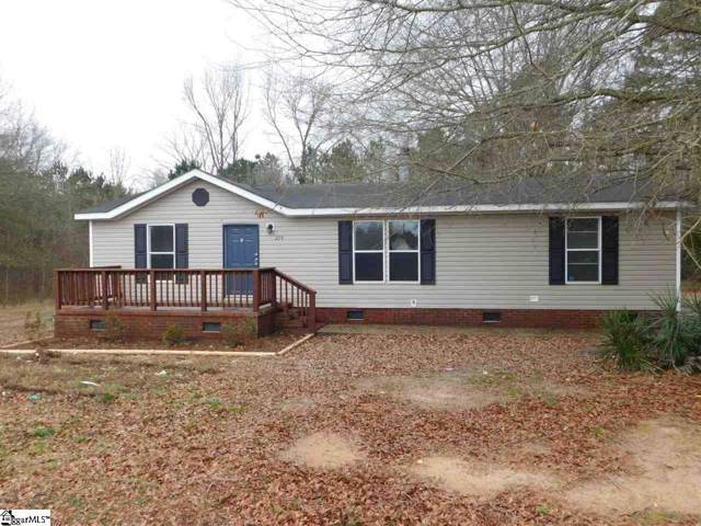 224 Brandi Lane, Clinton, SC 29325 (#1408883) :: Hamilton & Co. of Keller Williams Greenville Upstate