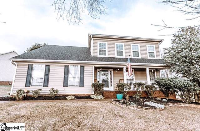 402 Rosehaven Way, Greer, SC 29651 (#1409299) :: The Toates Team