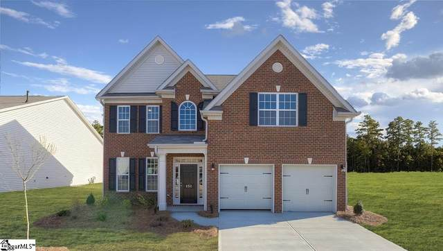 818 Deepwood Court Lot 69, Boiling Springs, SC 29316 (#1409426) :: Hamilton & Co. of Keller Williams Greenville Upstate