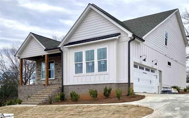 911 Taylor Road, Greer, SC 29651 (#1409698) :: Hamilton & Co. of Keller Williams Greenville Upstate