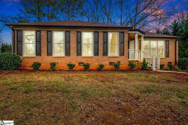 4901 Candlewyck Lane, Greenville, SC 29615 (#1409838) :: The Haro Group of Keller Williams