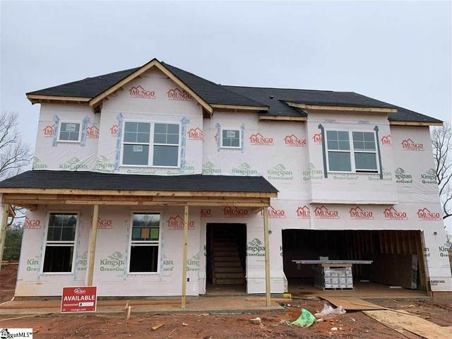 131 Crisp Cameo Court Lot 8, Greer, SC 29651 (#1409850) :: Coldwell Banker Caine