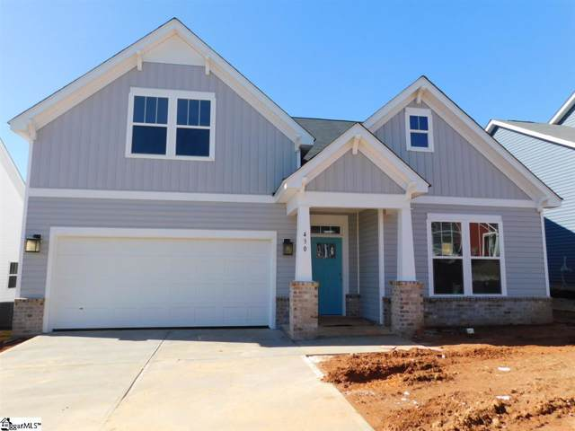 430 Vestry Place Lot 8, Moore, SC 29369 (#1409873) :: The Toates Team