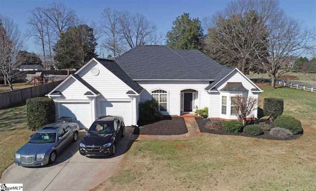 100 Century Oaks Drive, Easley, SC 29642 (#1409952) :: The Toates Team
