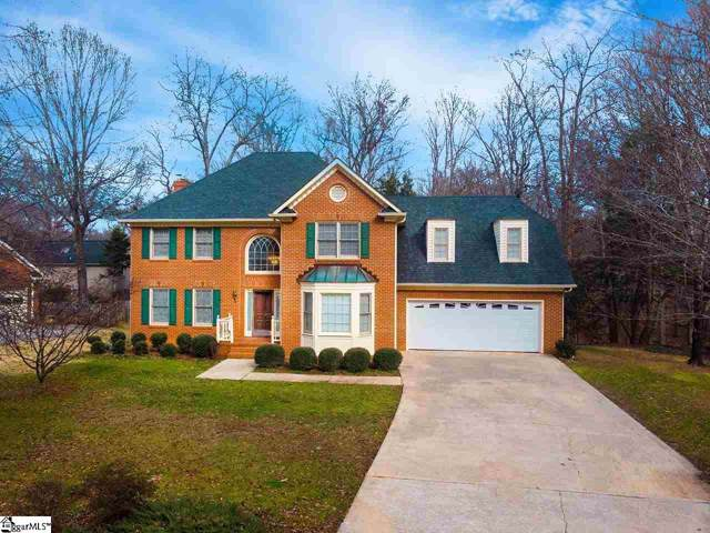 318 Circle Slope Drive, Simpsonville, SC 29681 (#1410387) :: Hamilton & Co. of Keller Williams Greenville Upstate