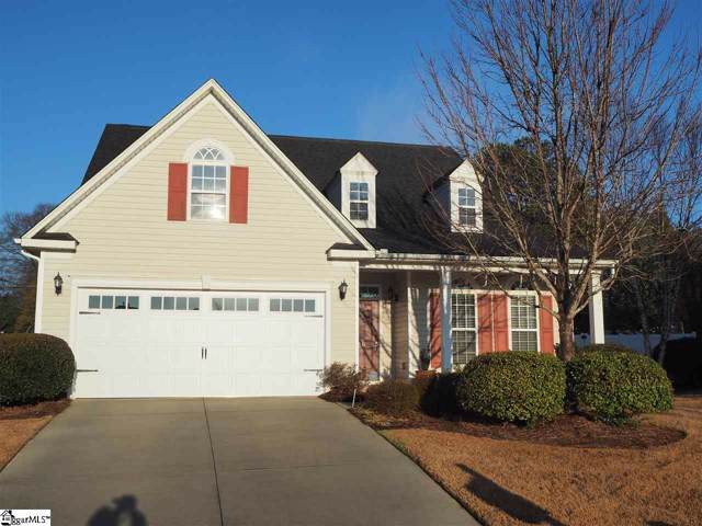 16 Carter Run Court, Simpsonville, SC 29681 (#1410435) :: Connie Rice and Partners