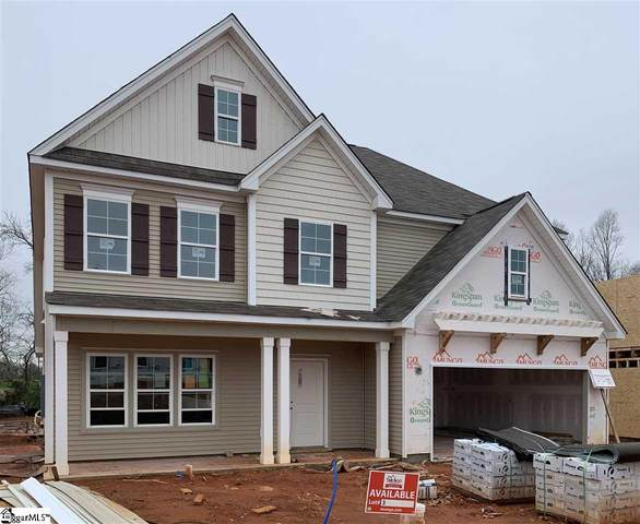 111 Crisp Cameo Court Lot 3, Greer, SC 29651 (#1410675) :: Coldwell Banker Caine