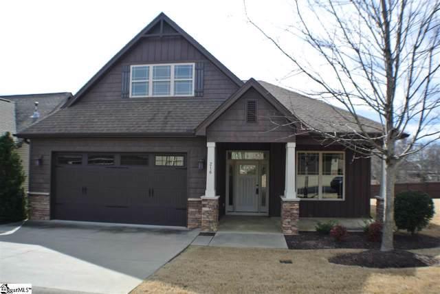 216 Catskill Drive, Taylors, SC 29687 (#1410679) :: Modern
