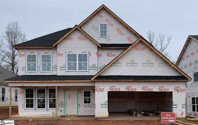 127 Crisp Cameo Court Lot 7, Greer, SC 29651 (#1410684) :: Coldwell Banker Caine
