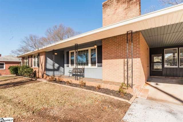 2505 E North Street, Greenville, SC 29615 (#1410695) :: Hamilton & Co. of Keller Williams Greenville Upstate