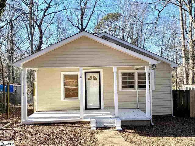 117 Tubbs Mountain Road, Travelers Rest, SC 29690 (#1410774) :: The Haro Group of Keller Williams