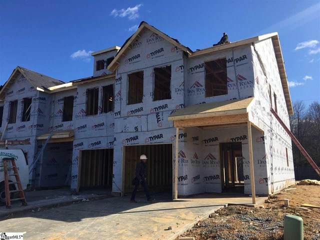 100 Addington Lane Lot 15, Simpsonville, SC 29681 (#1410836) :: Connie Rice and Partners
