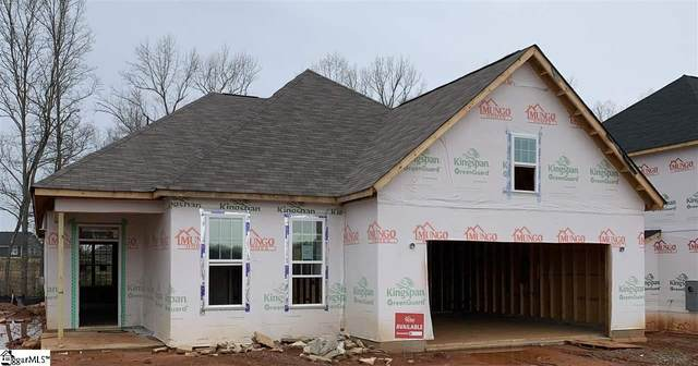 123 Crisp Cameo Court Lot 6, Greer, SC 29651 (#1410937) :: Coldwell Banker Caine