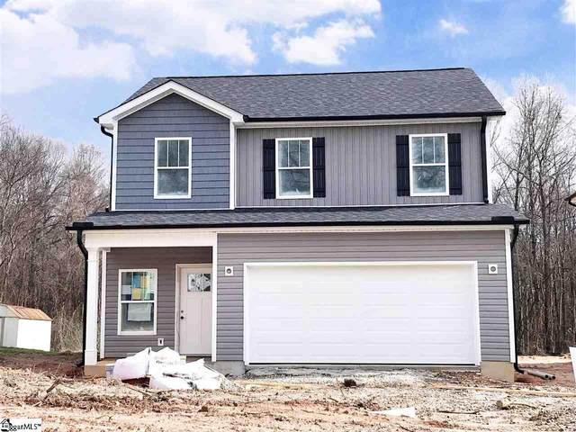 307 Morgan Street, Greer, SC 29651 (#1411164) :: Hamilton & Co. of Keller Williams Greenville Upstate