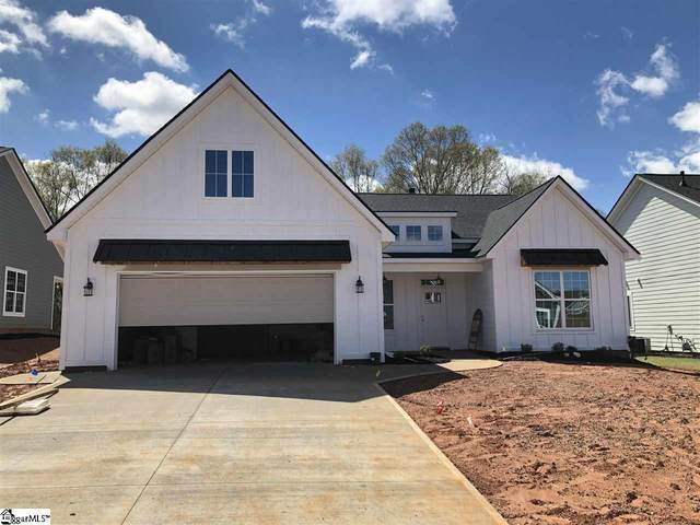 11 Barron Glenn Way, Anderson, SC 29621 (#1411237) :: Coldwell Banker Caine