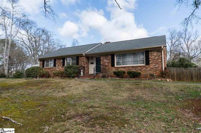 102 Kent Place, Spartanburg, SC 29307 (#1411268) :: Connie Rice and Partners