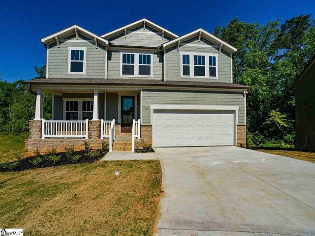 793 Ashdale Way, Greer, SC 29651 (#1411450) :: The Toates Team