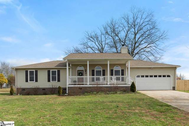 146 W Mcelhaney Road, Taylors, SC 29687 (#1411581) :: Connie Rice and Partners