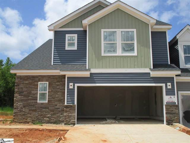 106 Tiger Pond Road Lot 4, Easley, SC 29642 (#1411717) :: Coldwell Banker Caine