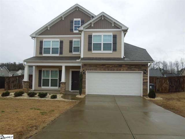 577 Goldstone Lane, Boiling Springs, SC 29316 (#1411800) :: Coldwell Banker Caine