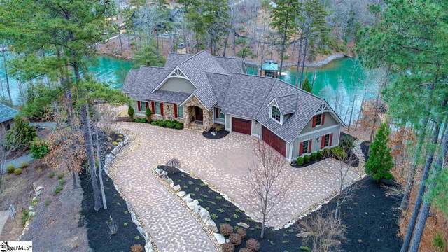 115 Mossy Way, Six Mile, SC 29682 (#1412208) :: Mossy Oak Properties Land and Luxury
