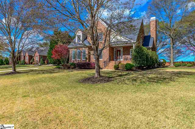 23 Bingham Way, Simpsonville, SC 29680 (#1412313) :: Coldwell Banker Caine
