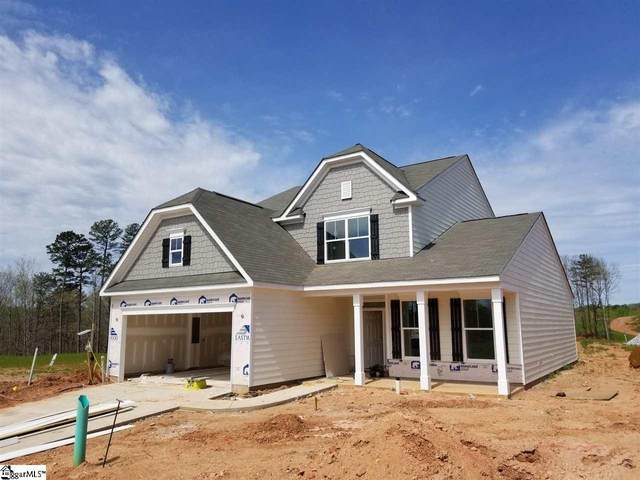 4 Macdee Way Lot 26, Greenville, SC 29605 (#1412478) :: Coldwell Banker Caine