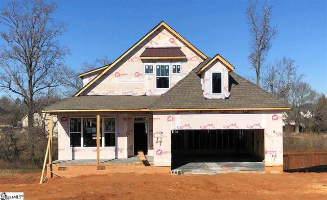 114 Owens Creek Court Lot 4, Greer, SC 29651 (#1412594) :: J. Michael Manley Team