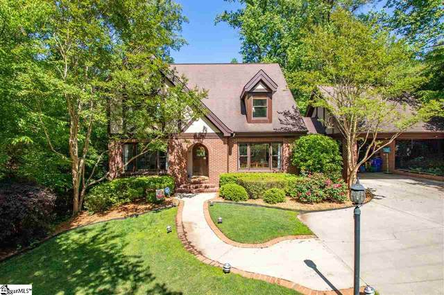 10 Marshall Court, Greenville, SC 29605 (#1412644) :: The Toates Team